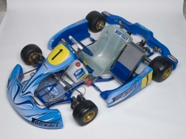 Top Kart Chassis and Parts